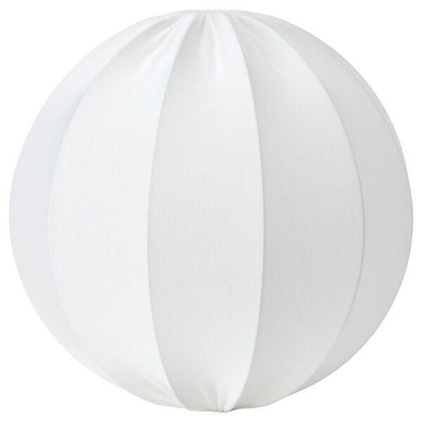 РЕГНСКУР Абажур для подвесн светильника, круглой формы белый - 304.379.48