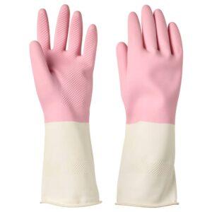 РИННИГ Хозяйственные перчатки, розовый - 604.767.78