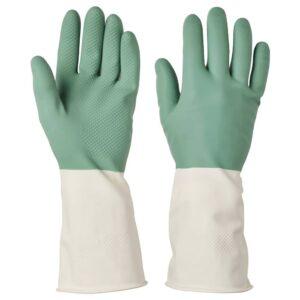 РИННИГ Хозяйственные перчатки, зеленый - 804.767.82