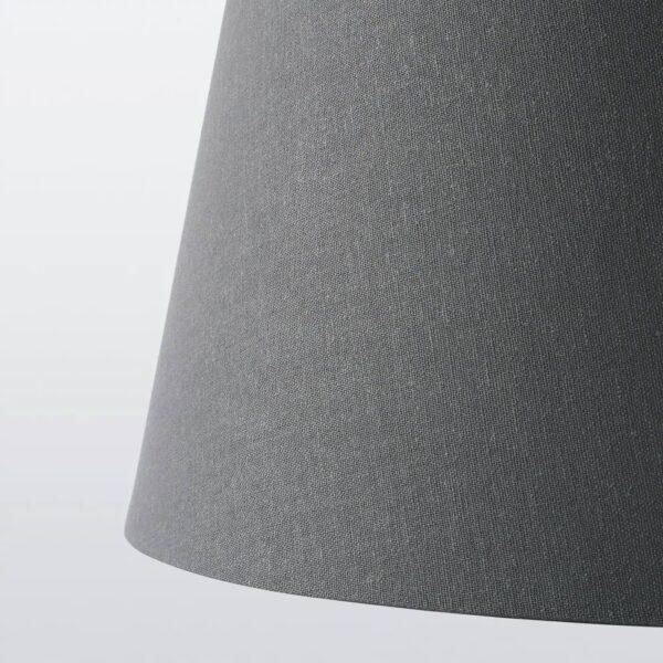 СКОТТОРП / СКАФТЕТ Торшер арочный, серый - 393.875.38