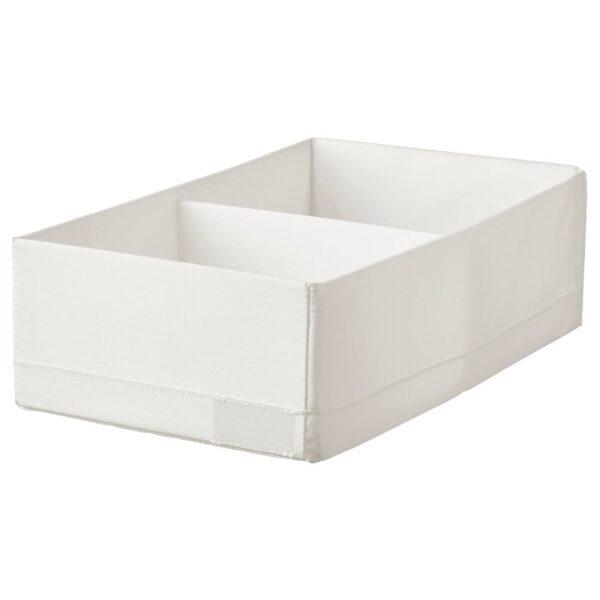 СТУК Ящик с отделениями, белый - 004.744.28