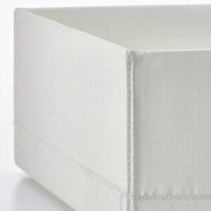 СТУК Ящик с отделениями, белый - 304.744.36