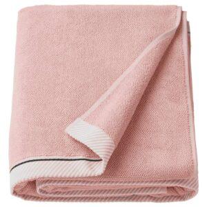 ВИКФЬЕРД Простыня банная, светло-розовый - 004.753.43