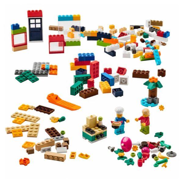 БЮГГЛЕК Набор LEGO®, 201 деталь, разные цвета - 804.368.90