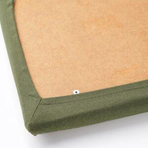 ЭКЕДАЛЕН Чехол на стул, Рамна оливково-зеленый - 004.521.48
