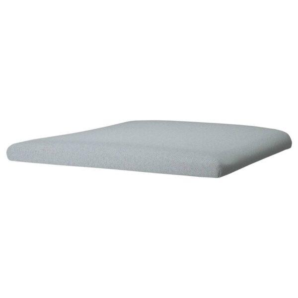 ЭКЕДАЛЕН Чехол на стул, Рамна светло-серый - 603.771.51