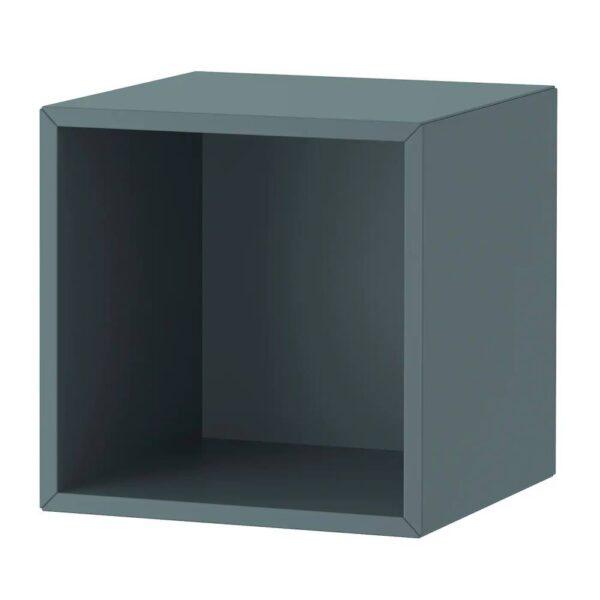ЭКЕТ Навесной модуль, серо-бирюзовый 35x35x35 см - 993.854.90
