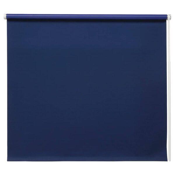 ФРИДАНС Рулонная штора, блокирующая свет , синий 180x195 см - 103.969.01