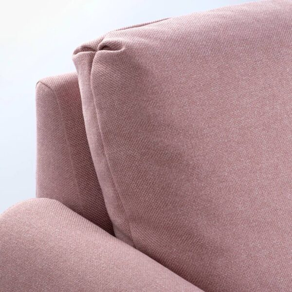 ГРУННАРП Кресло, Гуннаред светлый коричнево-розовый - 504.954.90