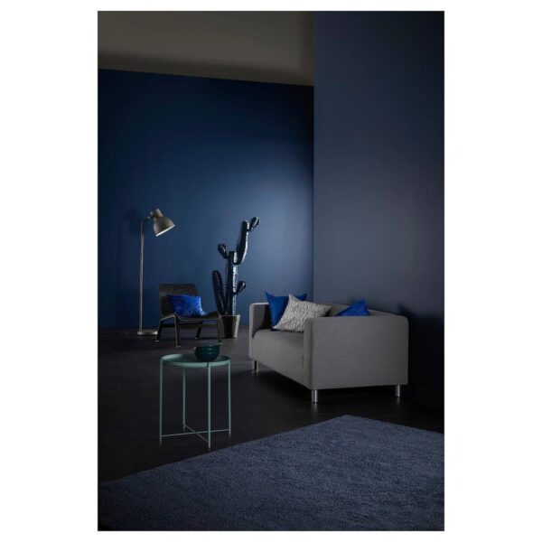 КЛИППАН 2-местный диван, Висле серый - 494.143.53
