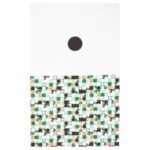 МУССЕЛЬБЛОММА Скатерть, разноцветный 145x240 см - 204.951.42