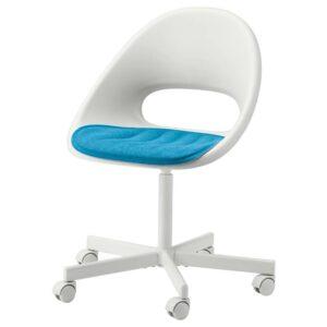 ПЮНТЕН Подушка на сиденье, синий 41x43 см - 304.792.45