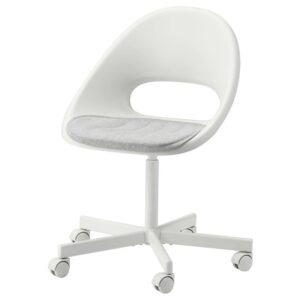 ПЮНТЕН Подушка на сиденье, светло-серый 41x43 см - 904.792.47