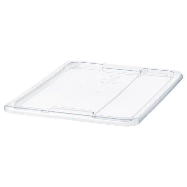 САМЛА Крышка для контейнера 11/22 л, прозрачный - 901.992.04