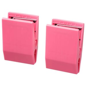 ТОТЭБО Зажим с магнитом, розовый - 704.696.64