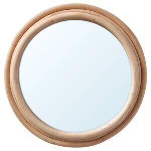 УППНОРЭ Зеркало, ротанг 23 см - 404.702.49