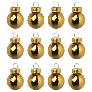 ВИНТЕРФЕСТ Украшение, шар, золотой 2 см - 804.307.94