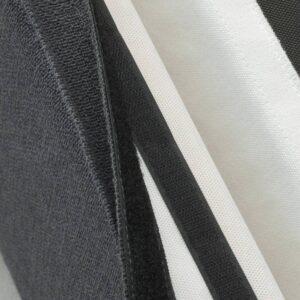 ЗАКАРИАС Чехол для табурета, Спорда темно-серый - 804.635.05