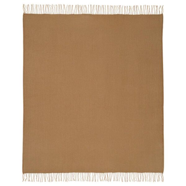 ГУЛЬКЛИНТ Плед, светло-коричневый 150x200 см - 604.998.26