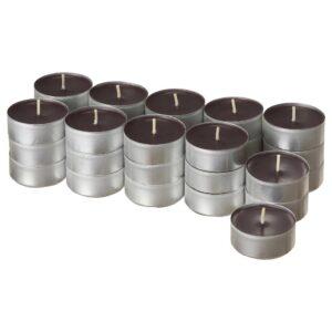 СИНЛИГ Свеча греющая ароматическая, Перец/черный - 804.939.08