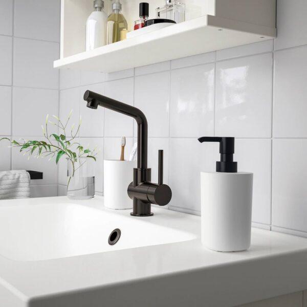 СТУРАВАН Набор для ванной,3 предмета, белый - 604.290.08