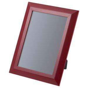 ТЭЛЛМО Рама, красный 13x18 см - 904.876.00