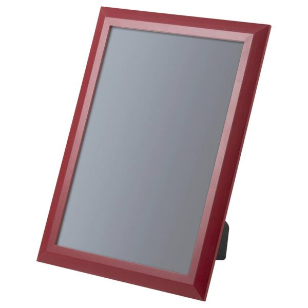 ТЭЛЛМО Рама, красный 21x30 см - 504.876.02