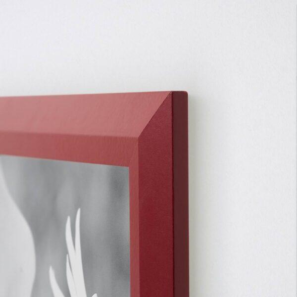 ТЭЛЛМО Рама, красный 15x20 см - 704.876.01