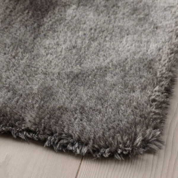 ТОФТЛУНД Ковер, серый 55x85 см - 004.810.18