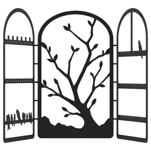 АКРОБАТИСК Подставка для украшений, черный 20x38 см - 304.700.42