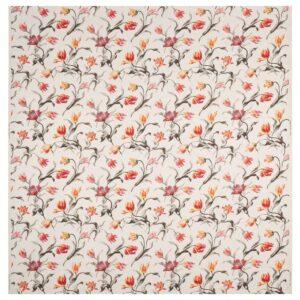 ОЛАНДСРОТ Ткань, неокрашенный/с цветочным орнаментом 150 см - 004.765.78