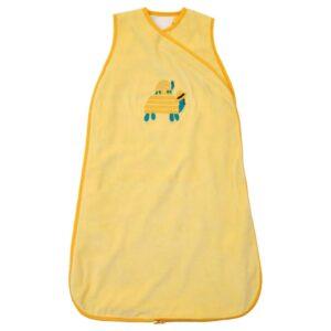 РЁРАНДЕ Спальный конверт, черепаха/желтый 72 см - 604.625.83