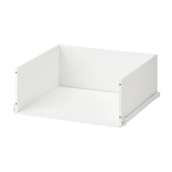 КОНСТРУЕРА Ящик без фронтальной панели, белый 30x60 см - 704.367.77