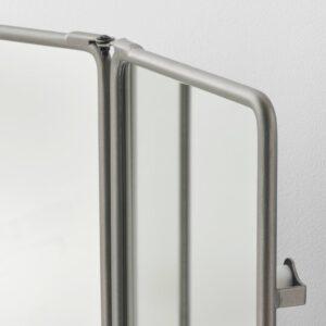 СИННЕРБЮ Трехстворчатое зеркало, серый 90x48 см - 204.543.73
