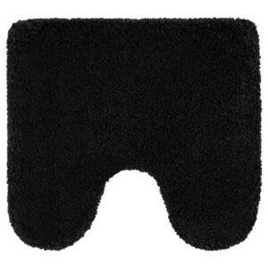 АЛЬМТЬЕРН Коврик в туалет, темно-серый 55x60 см - 904.922.20