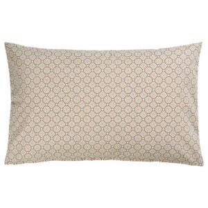ЛЬЮВАРЕ Чехол на подушку, бежевый 40x65 см - 204.921.05