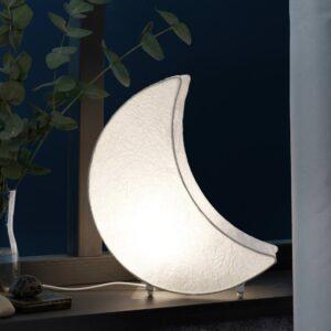 ЛЬЮВАРЕ Декоративная подсветка, светодиоды, в форме месяца белый - 604.921.13