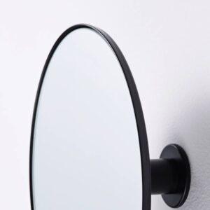 ПЛОМБО Зеркало, 2 шт, темно-серый - 104.543.83