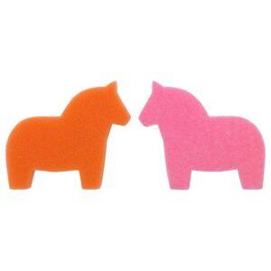 СНАББАКАТ Губка, розовый/оранжевый - 004.988.15