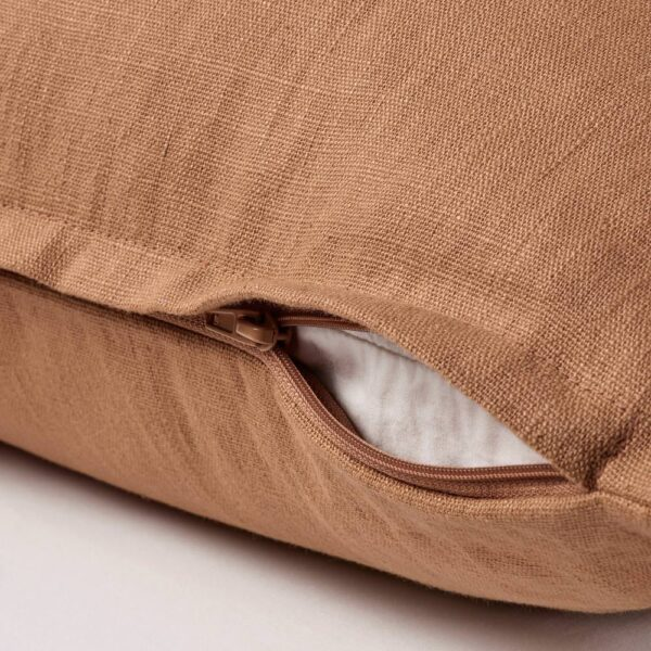 ВИГДИС Чехол на подушку, светло-коричневый 50x50 см - 704.866.92