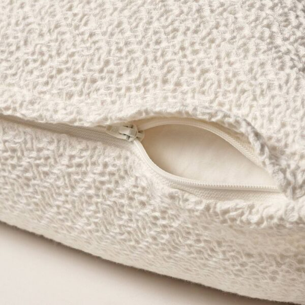 ХЕДСЭВ Чехол на подушку, белый с оттенком 50x50 см - 704.855.79
