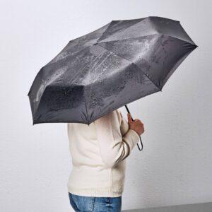 КНЭЛЛА Зонт, складной черный - 704.776.40