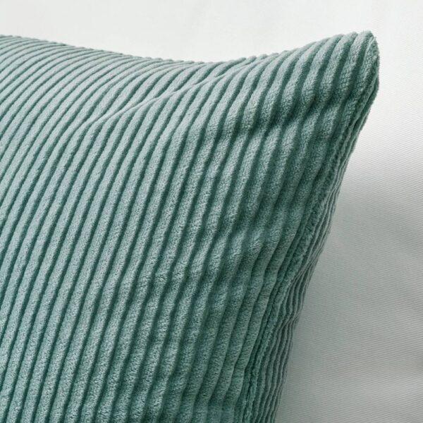 ОСВЕЙГ Чехол на подушку, серо-бирюзовый 50x50 см - 504.887.86