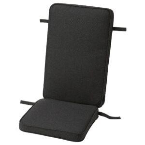 ЙЭРПОН Чехол для подушки на сиденье/спинку, для сада антрацит 116x45 см - 604.834.77