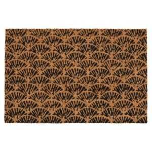КАСКАДГРАН Придверный коврик для дома, неокрашенный/темно-коричневый 40x60 см - 804.904.86