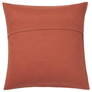 ЭББАТИЛЬДА Чехол на подушку, терракотовый 50x50 см - 304.929.49