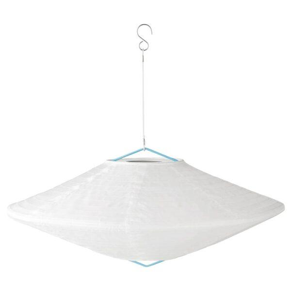 СОЛВИДЕН Подвесная светодиодная лампа, для сада шаровидный/в форме алмаза 45 см - 704.869.27