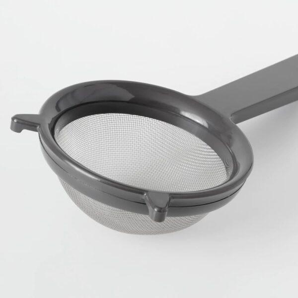 БЕНЛОЙА Сито, 2 шт., пластик/серый - 004.762.53