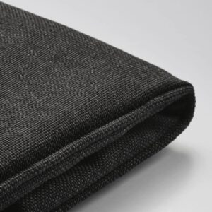 ЙЭРПОН Чехол на подушку стула, для сада антрацит 44x44 см - 804.834.81