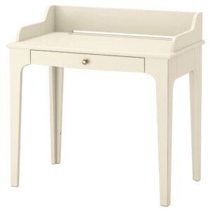 ЛОММАРП Письменный стол, светло-бежевый 90x54 см - 404.428.26
